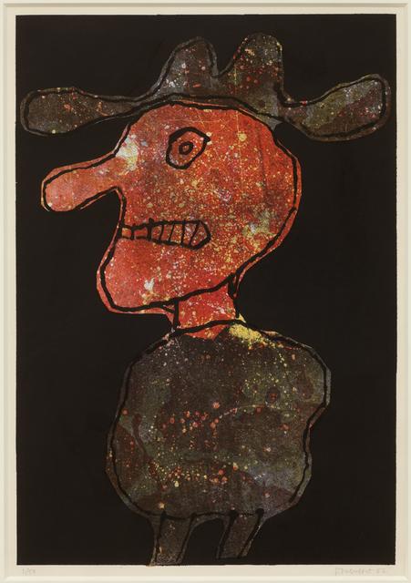 , 'Personnage au Chapeau,' 1962, Alan Cristea Gallery