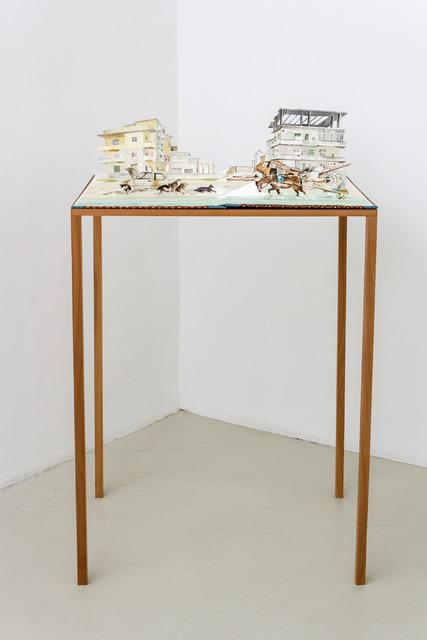 , 'Licola Pop Up 02,' 2013, Umberto Di Marino