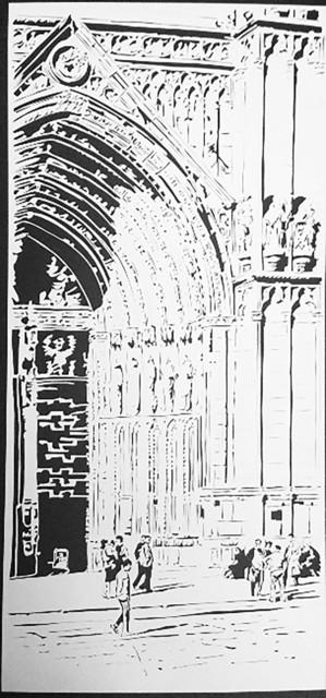 , 'Duomo III, 1973,' 2014, Marion Gallery