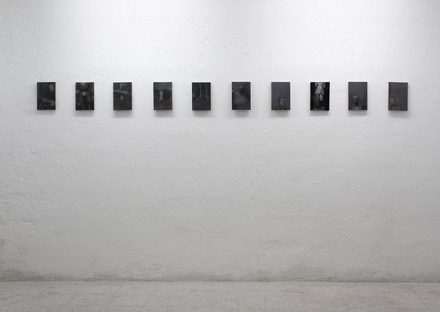 , 'Errática de la historia lineal #1,' 2016, Josedelafuente
