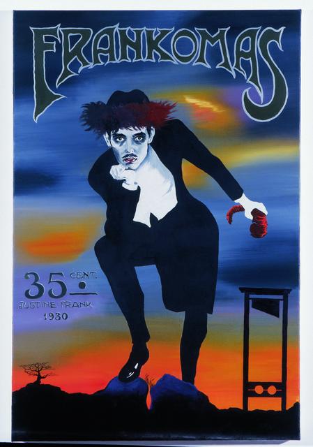 , 'Justine Frank, Frankomas,' 1930, Rosenfeld Gallery