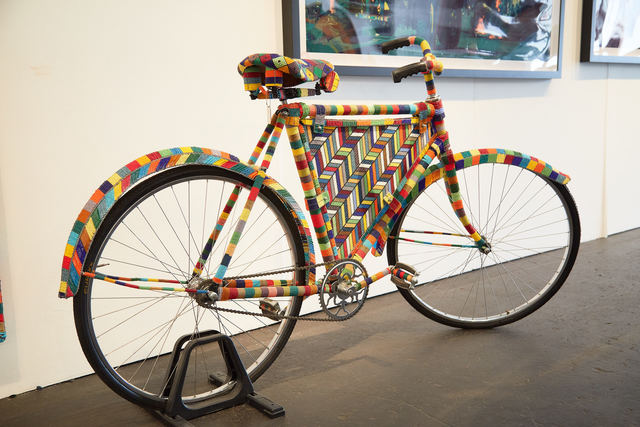 , '1930s South African Postal Bicycle,' 2019, The Rendon Gallery