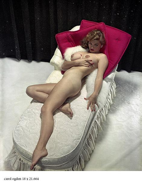 , 'Carol Ogden ,' 1956, Milk Gallery