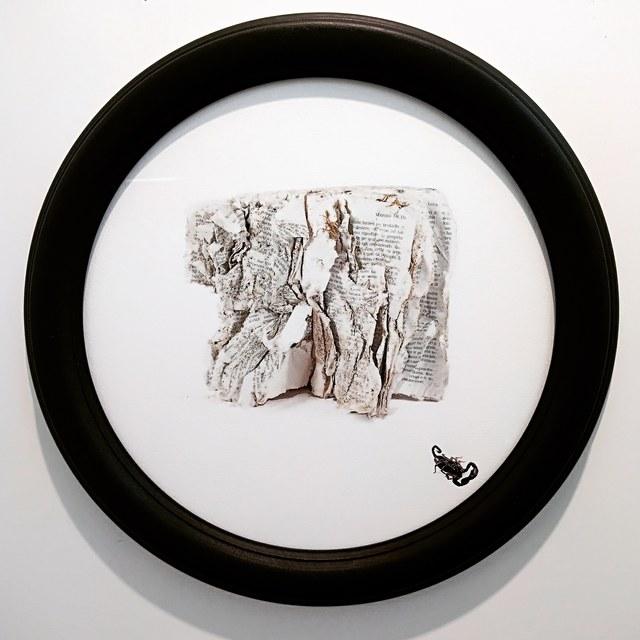 Alessandro Giampaoli, 'Fluctuat nec mergitur', 2018, Photography, Pigment print on cotton paper, Zamagni Arte