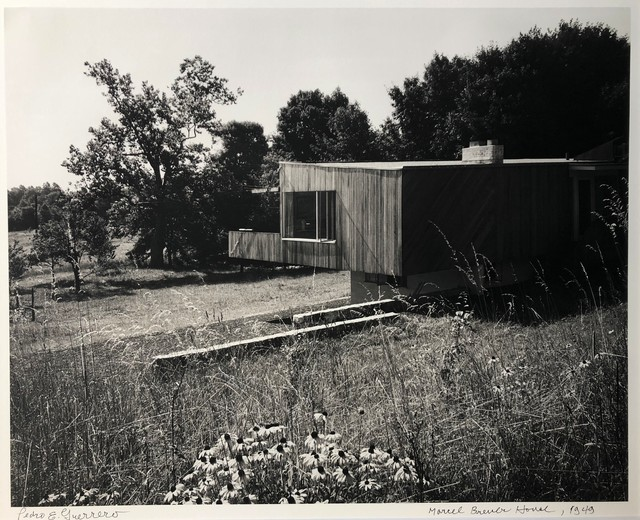 Pedro E. Guerrero, 'Marcel Breuer House, New Canaan, CT (Marcel Breuer, Architect)', 1949, Edward Cella Art and Architecture