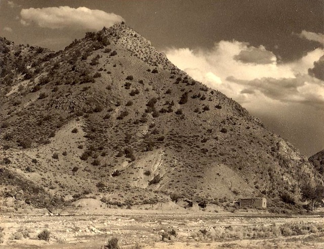 Paul Strand, 'Canyon of the Rio Grande 1930', 1930, Weston Gallery