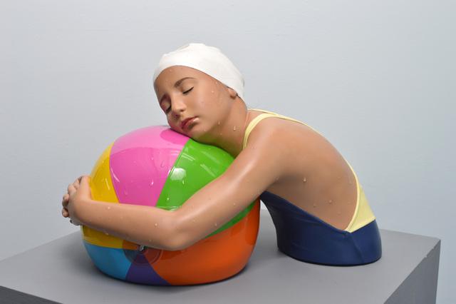 , 'Miniature Brooke with Beach Ball,' 2018, Oeno Gallery