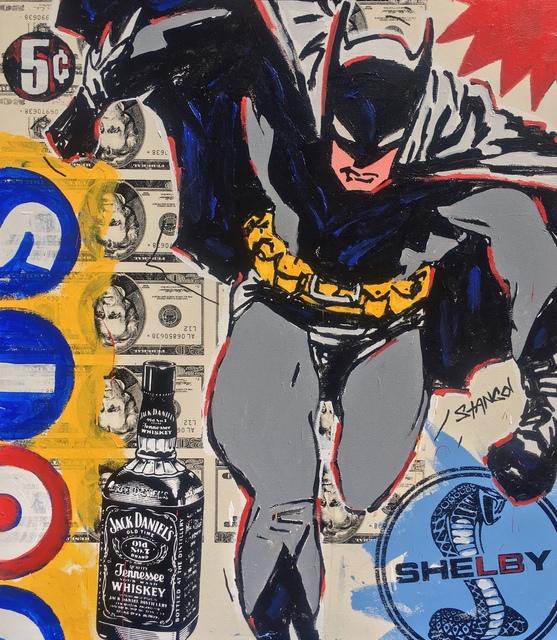 John Stango, 'Action, Batman!', 2018, JCO's Art Haus