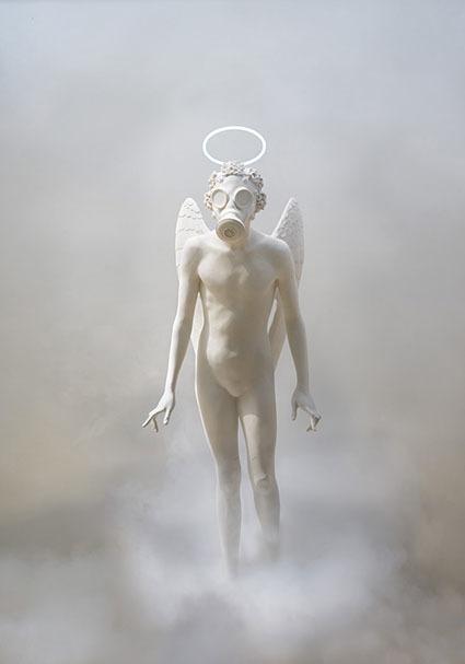 , 'L'Ange,' 2010, Mark Hachem Gallery