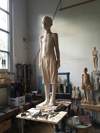 , 'Standing Boy,' 2016, Sladmore Contemporary