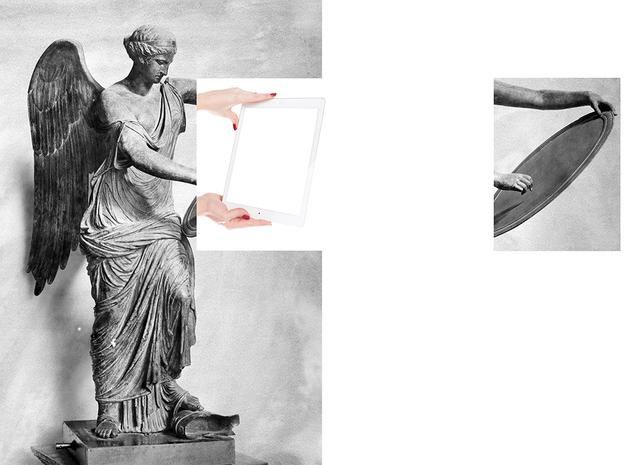 , 'Venus with tablet,' 2019, Alarcón Criado