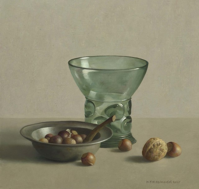 , 'Nuts and Dutch rummer glass,' 2015, Artvera's Art Gallery