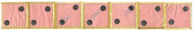 , 'Heraus - hinein [Inside Out],' 1973, Richard Saltoun