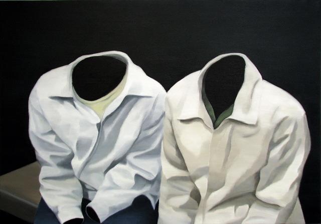 , 'Black Painting No. 63,' 2008, Primae Noctis Gallery