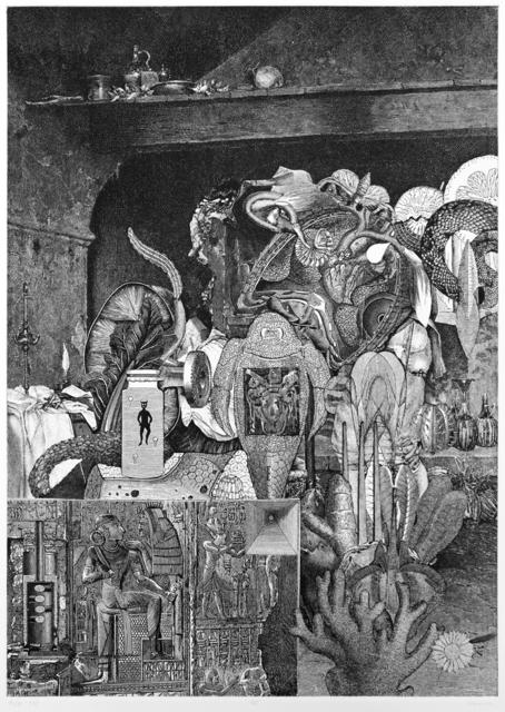 , 'DENNIS HOPPER ONE MAN SHOW, Volume Two: III,' 1972, Senior & Shopmaker Gallery