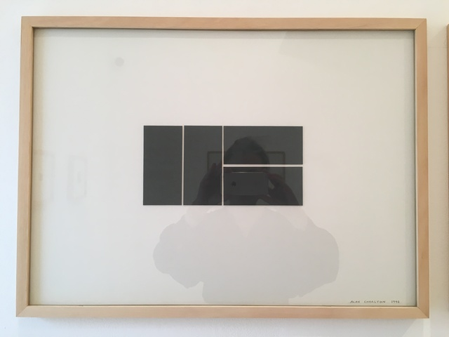 Alan Charlton, 'Canvas Drawing of Painting for Krefeld 4', 1992, Annely Juda Fine Art