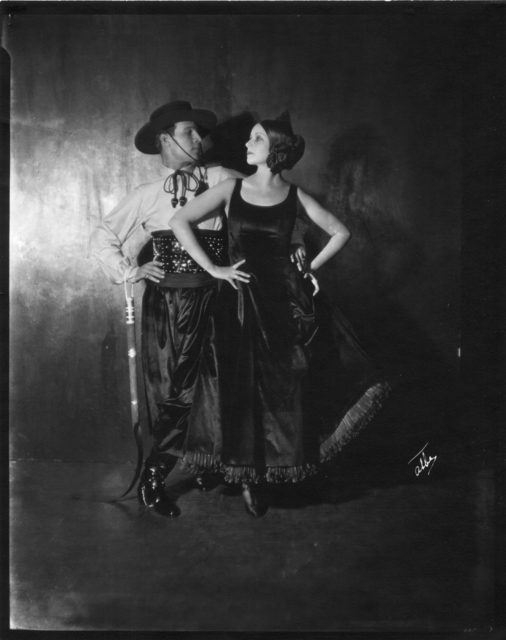 , 'Rudolph Valentino and Natasha Rambova, New York,' 1921, Staley-Wise Gallery