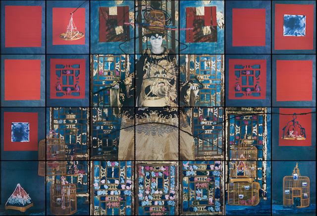 , 'Finding Balance ,' 2015, Bernice Steinbaum Gallery