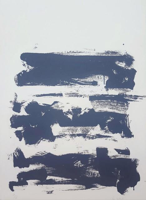 Joan Mitchell, 'Champs (Grey)', 1991-1992, Graves International Art