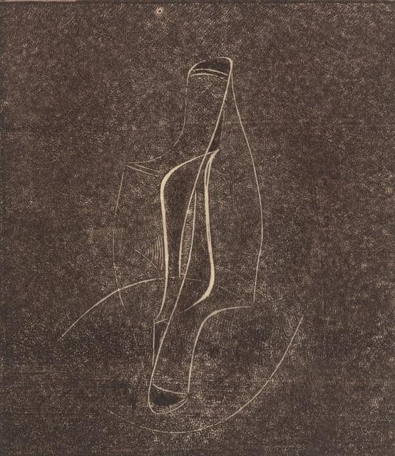 Naum Gabo, 'The Lyre Bird (Opus 4)', 1950, Joanna Bryant & Julian Page