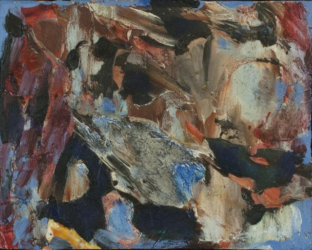 , 'Sans -Titre,' 1958, Canadian Fine Arts