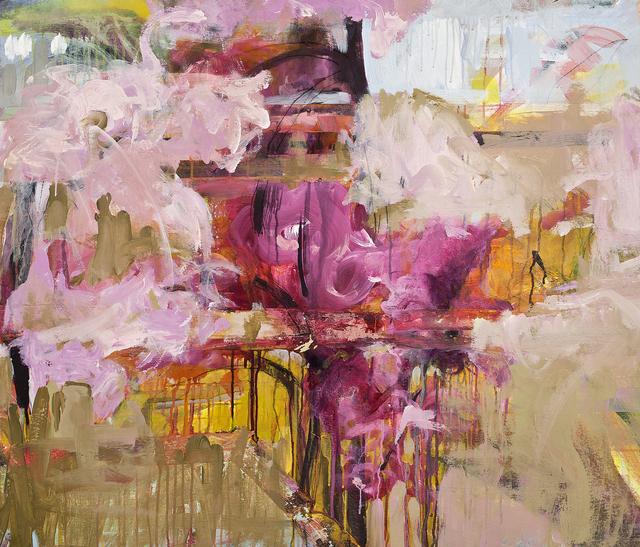 , 'Spring in the Park,' 2015, Carter Burden Gallery