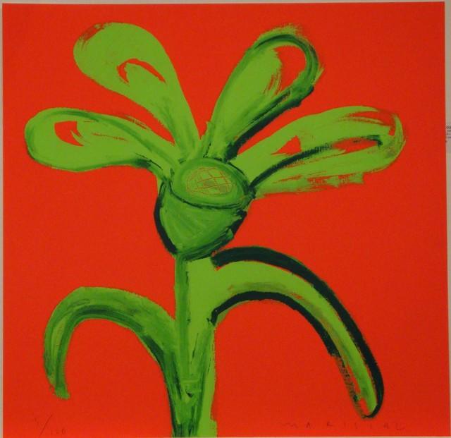 , 'La flor de la vida,' , Sala Parés