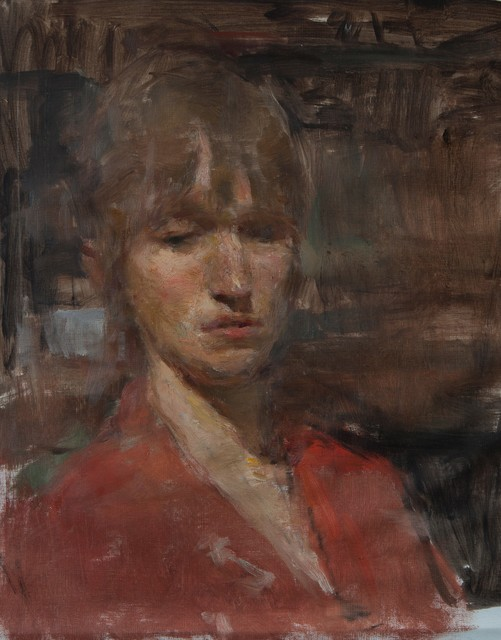 , 'Study of Danielle,' , Gallery 1261