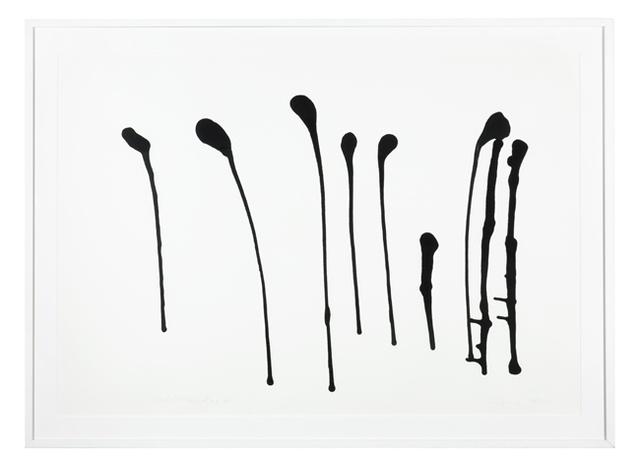 , 'Untitled, from Codificações Matericas series,' 1995, Galleria Raffaella Cortese