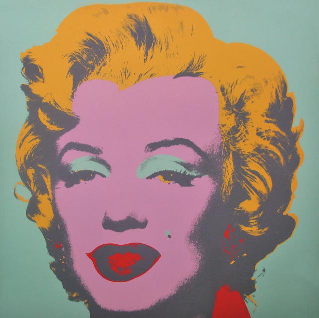 , 'Marilyn Monroe II.23,' 1967, Galerie Kronsbein
