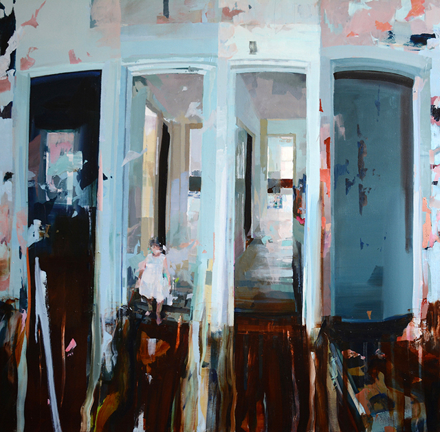 , 'Rosy's House,' 2015, Dolby Chadwick Gallery