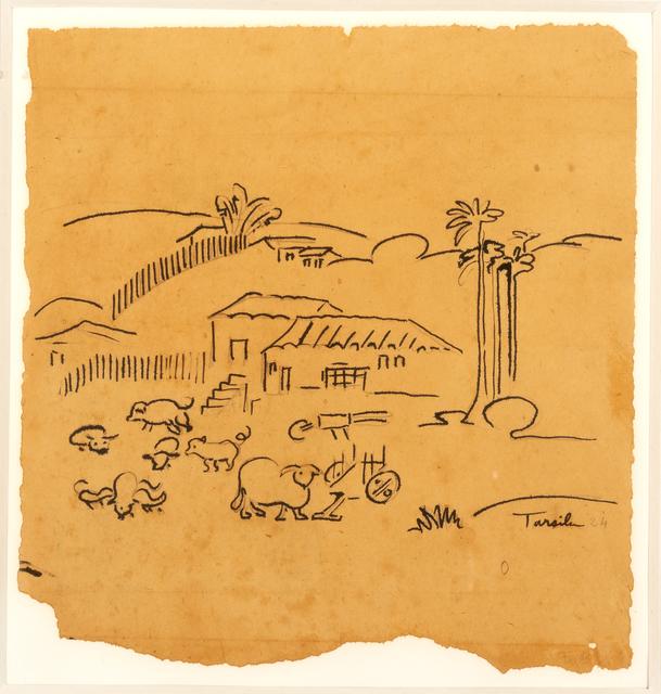 , 'Brazilian Countryside ,' ca. 1924, InLiquid