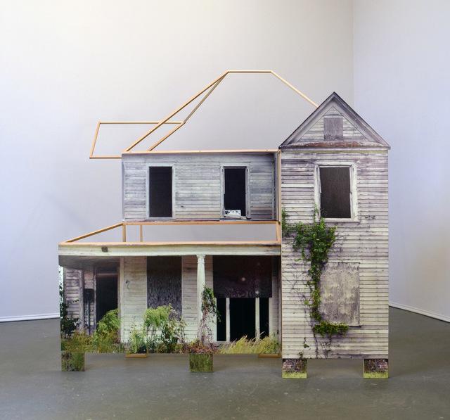 Frank Poor, 'Farmhouse - Henderson, NC', 2018, Krakow Witkin Gallery
