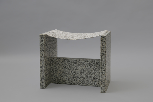 , 'Granite Sling Bench,' 2016, Etage Projects