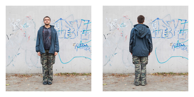 , 'Young Man. Berlin,' 2009, Soho Photo Gallery