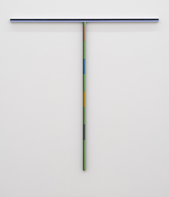 , 'Proposal for a new Cross(T is for Tony),' 2018, Zevitas Marcus