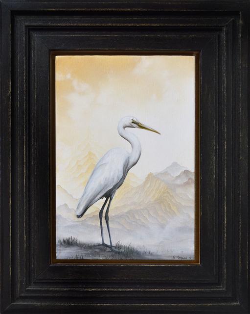 , 'Egret,' 2016, Haven Gallery