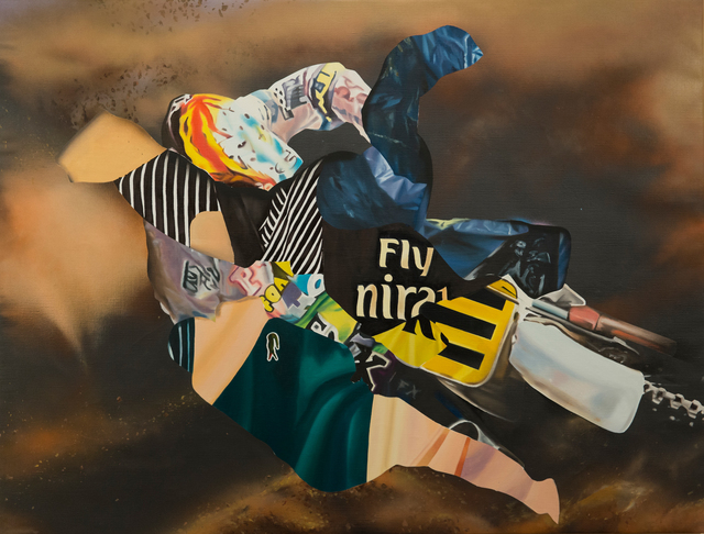 , 'Riding High,' 2018, Treason Gallery