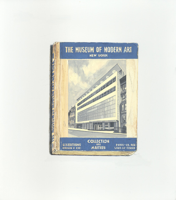 Richard Baker, 'The Museum of Modern Art', 2019, Albert Merola Gallery