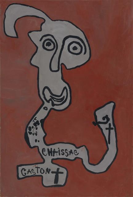 , 'Homme seul,' 1963, Galerie Michael Haas