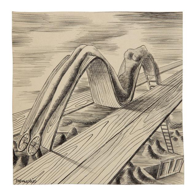 , 'Comme en rêve,' 1940, Galerie Natalie Seroussi