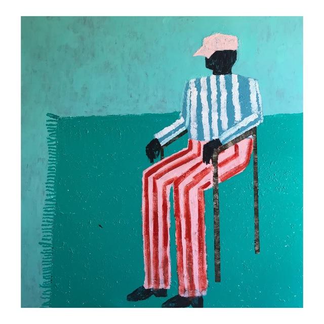 Stanislas Piechaczek, 'Turquoise', 2019, Gallery One Australia