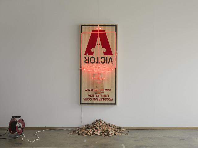, 'TRAPS,' 2018, Galerie Philippe David