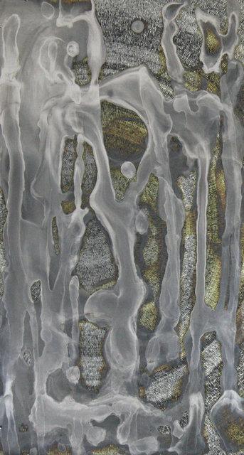 , 'Wash, sketch no. 4,' 2017, Seraphin Gallery