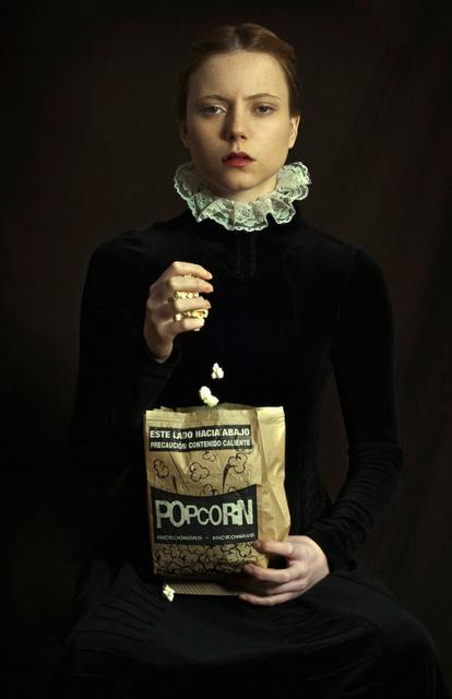 Romina Ressia, 'Pop Corn', 2015, House of Fine Art - HOFA Gallery