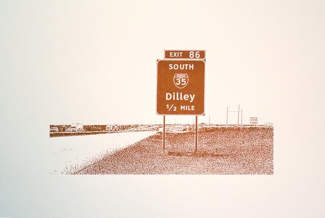 , 'Dilley,' 2014, Ruiz-Healy Art