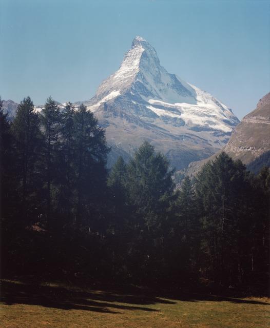 , 'Matterhorn II,' 2014, BolteLang