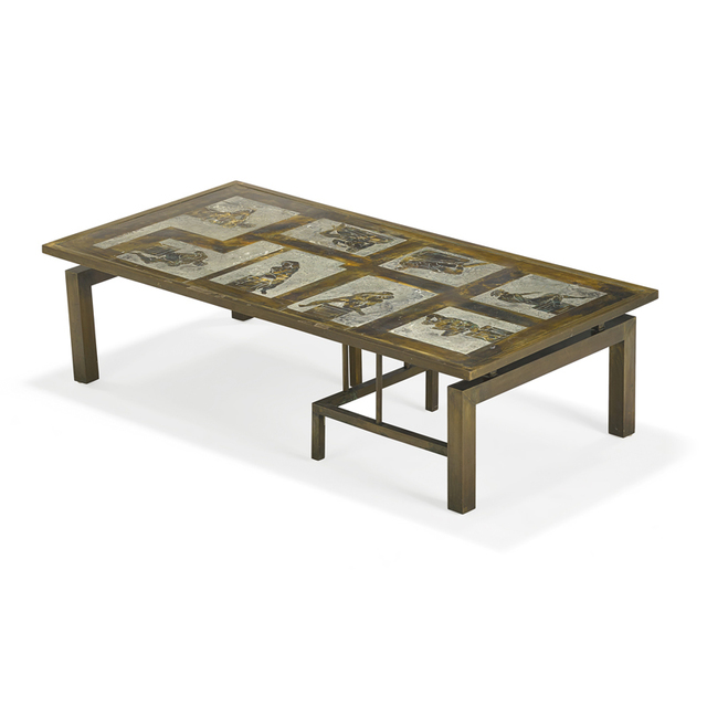 Philip Laverne, 'Medici coffee table, New York', Rago