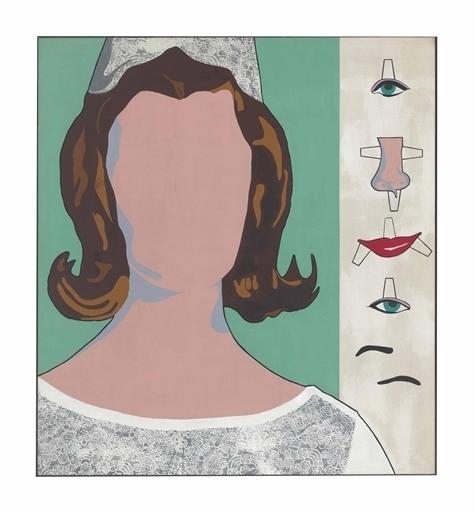 Allan D'Arcangelo, 'The Bride', Christie's