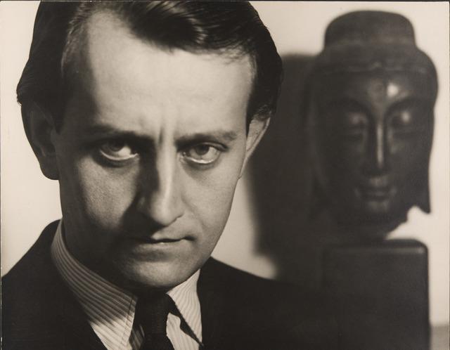 , 'André Malraux,' 1934, Jeu de Paume